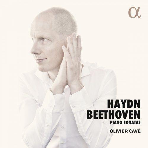 Olivier Cavé - Haydn & Beethoven: Piano Sonatas (2018) [Hi-Res]