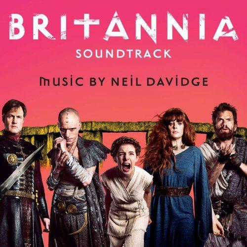 Neil Davidge - BRITANNIA Soundtrack (2018) [Hi-Res]