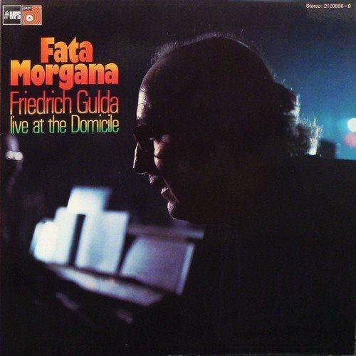 Friedrich Gulda - Fata Morgana (1971) LP