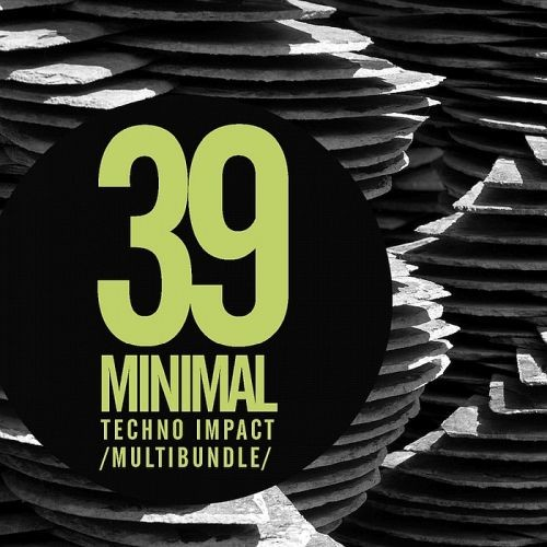 Various Artists - 39 Minimal Techno Impact Multibundle (2018)