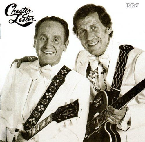 Chet Atkins and Les Paul - Chester & Lester (2007) Lossless Full Album