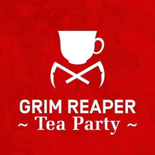 Grim Reaper Tea Party - Tea With The Reaper (2018)