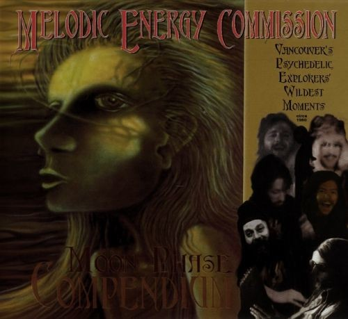 Melodic Energy Commission - Moon Phase Compendium (Reissue) (1979-80/1997)