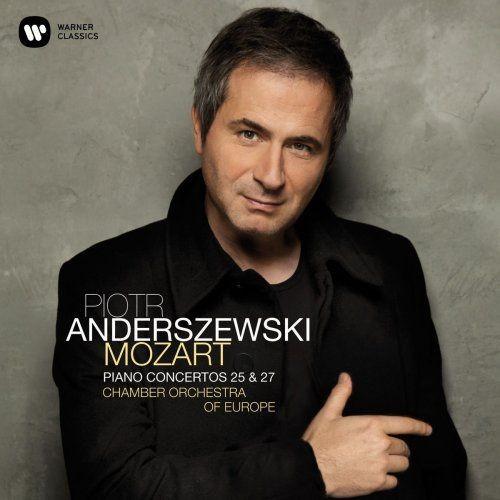 Chamber Orchestra of Europe & Piotr Anderszewski - Mozart: Piano Concertos Nos. 25 & 27 (2018) [Hi-Res] Full Album