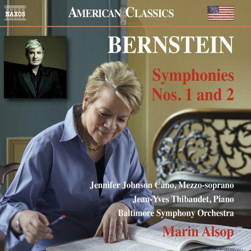 Baltimore Symphony Orchestra, Marin Alsop - Bernstein: Symphonies Nos.1 & 2 (2016) [HDTracks] Full Album