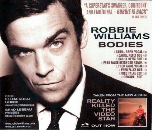 Robbie Williams - Bodies (The Remixes) (2009)
