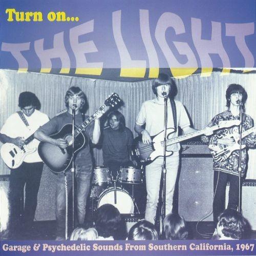 The Light - Turn On... The Light (Reissue) (1967/2007)