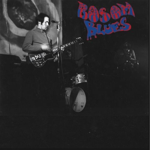 Bosom Blues Band - The Overgone Sounds of the Bosom Blues Band (Reissue) (1968/2008) Vinyl Rip Full Album
