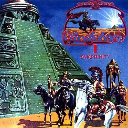Windchase - Symphinity (Reissue, Remastered) (1977/2000) Full Album