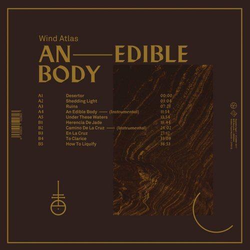 Wind Atlas - An Edible Body (2018) Full Album