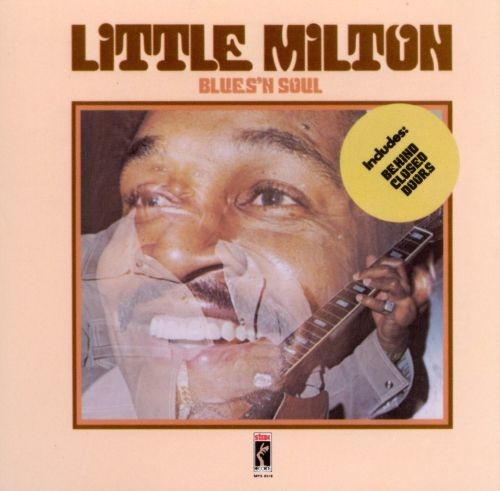 Little Milton - Blues 'N Soul (Reissue) (1974/1982)