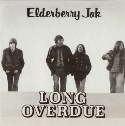 Elderberry Jak - Long Overdue (1970) [Reissue, 2001] Lossless