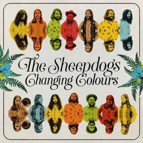 The Sheepdogs - Changing Colours (2018)