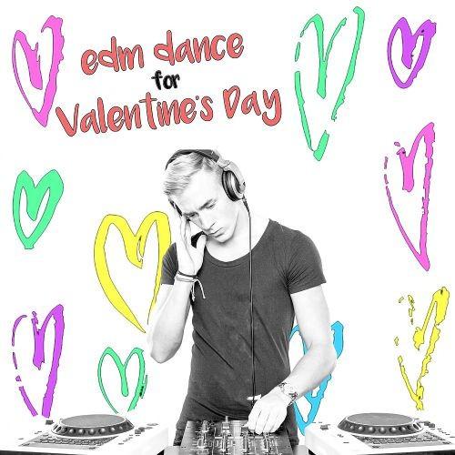 Various Artists - EDM Dance for Valentines Day (D.J Mash Up) (2018)