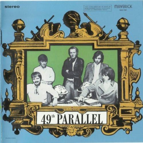 49th Parallel - 49th Parallel (1967-70) [Bonus tracks edition, 2005] Lossless Full Album