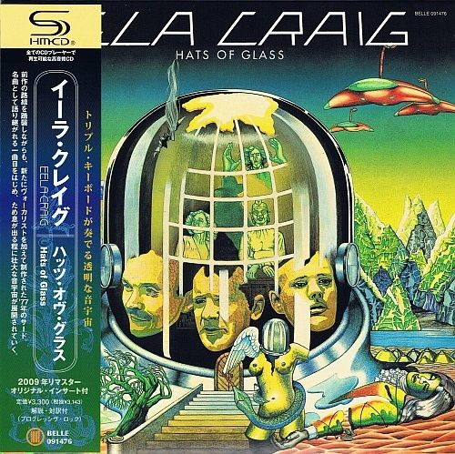 Eela Craig - Hats Of Glass (Japan Remastered) (1978/2009)