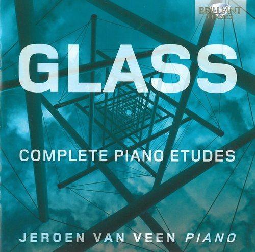 Jeroen van Veen – Philip Glass: Complete Piano Etudes (2017) CD-Rip
