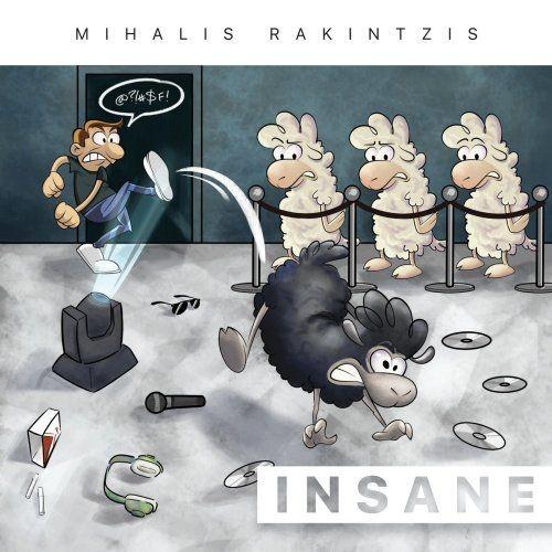 Mihalis Rakintzis - Insane (2018)
