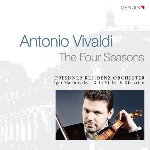 Igor Malinovsky - Vivaldi: The Four Seasons (2018) Full Album