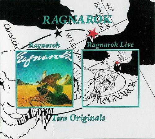 Ragnarok - Ragnarok / Ragnarok Live (Reissue) (1975-76/2008) Full Album