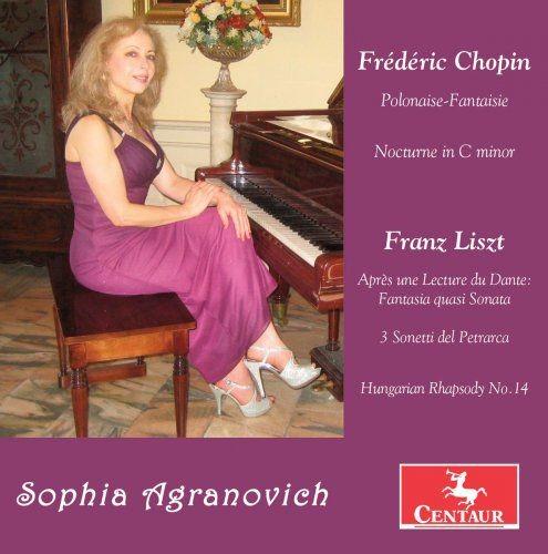 Sophia Agranovich - Chopin & Liszt: Piano Works (2018) Full Album