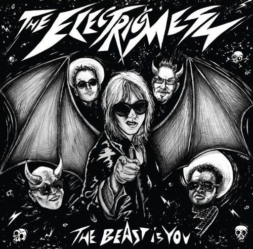 The Electric Mess - The Beast Is You (2018)