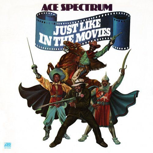 Ace Spectrum - Just Like In The Movies (1976/2018) flac Full Album