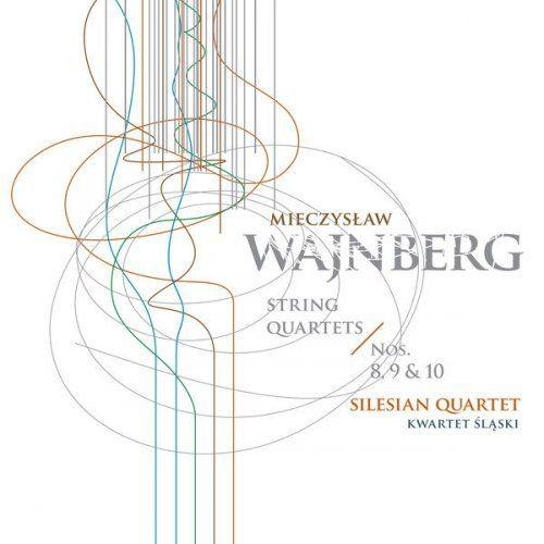 Silesian Quartet - Weinberg: String Quartets Nos. 8-10 (2018) Full Album