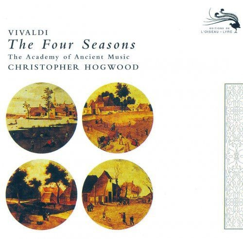 The Academy of Ancient Music, Christopher Hogwood - Vivaldi: Le Quattro Stagioni (2007)