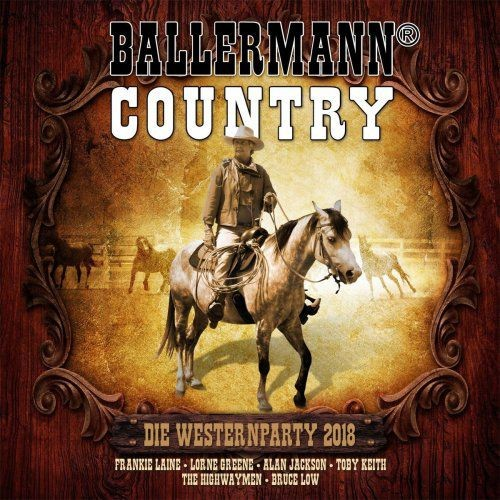 VA - Ballermann Country Die Western Party (2018)