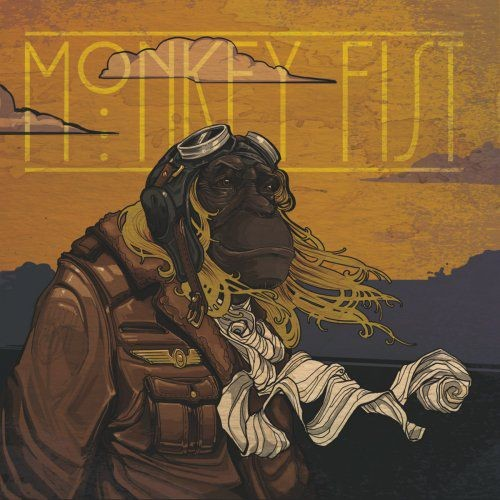Monkey Fist - Infinite Monkey (2017)