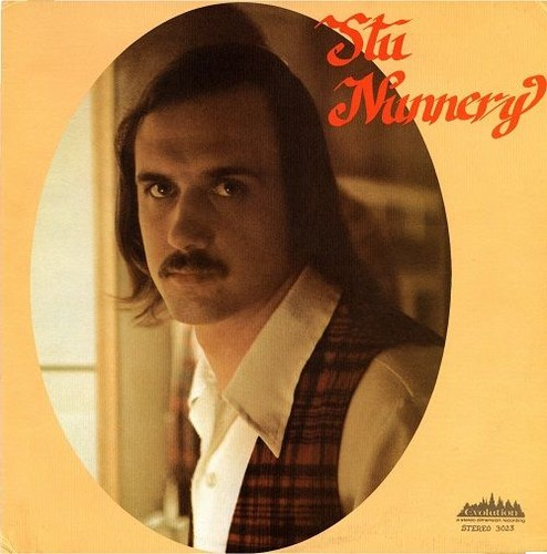 Stu Nunnery - Stu Nunnery (1973) Vinyl Rip