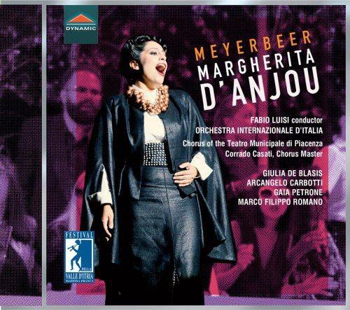 Giulia De Blasis, Gaia Petrone - Meyerbeer: Margherita d'Anjou (Live) (2018) Full Album