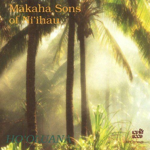 Mākaha Sons Of Ni'ihau - Ho'oluana (1991) Full Album