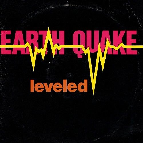 Earth Quake ?- Leveled (1977) Vinyl Rip