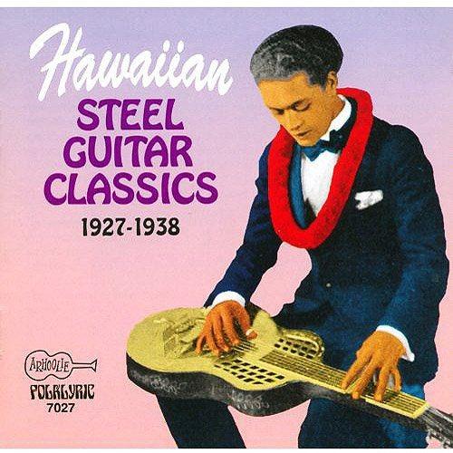 VA - Hawaiian Steel Guitar Classics 1927-1938 (1993)