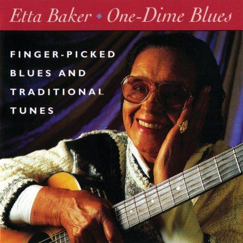 Etta Baker - One-Dime Blues (1991) FLAC Full Album