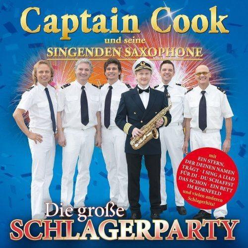 Captain Cook Und Seine Singenden Saxophone - Die grose Schlagerparty (2017)