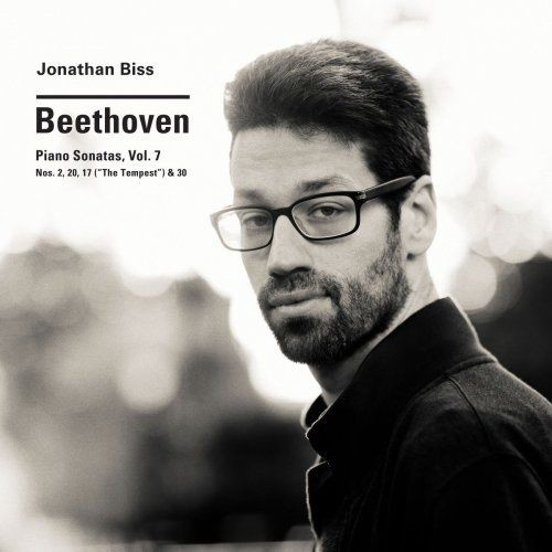 Jonathan Biss - Beethoven: Piano Sonatas, Vol. 7 (2018) Full Album