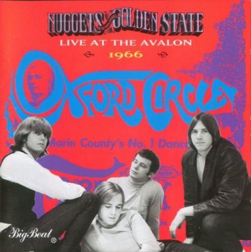 The Oxford Circle - Live At The Avalon (1966) [1997] CD Rip Full Album