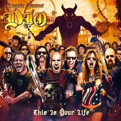VA - Ronnie James Dio - This Is Your Life [2 LP] (2014) Full Album