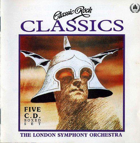 The London Symphony Orchestra - Classic Rock Classics (5CD BoxSet) (1990) Lossless Full Album