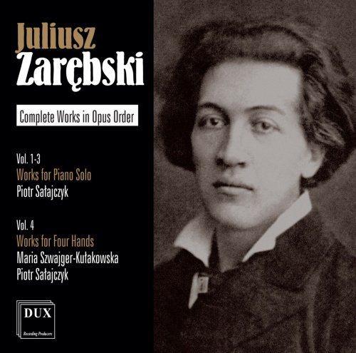 Piotr Salajczyk & Maria Szwajger-Kulakowska - Zarebski: Piano Works (2018) Full Album