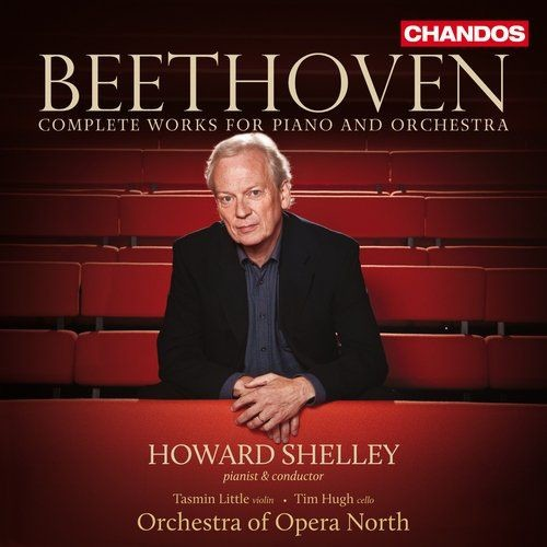 Howard Shelley - Beethoven: Complete Works for Piano and Orchestra (2011) CD-Rip Full Album
