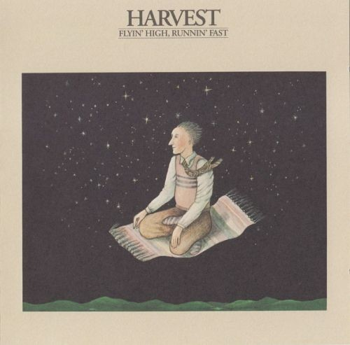 Harvest - Flyin' High, Runnin' Fast (Reissue) (1978/2010) Full Album