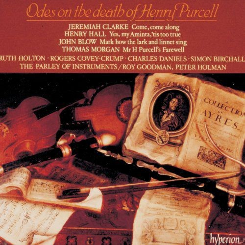 The Parley of Instruments Baroque Orchestra - Odes on the Death of Henry Purcell (1992) Full Album