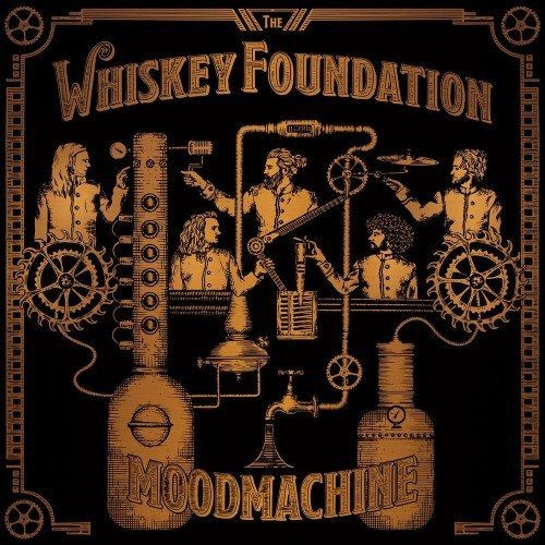 The Whiskey Foundation - Mood Machine (2015) Lossless Full Album