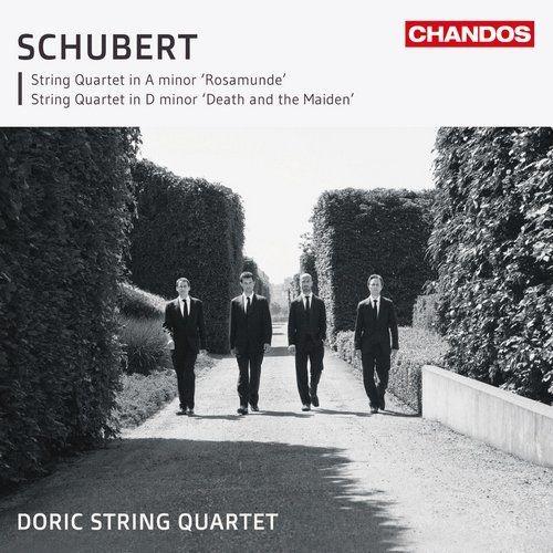 Doric String Quartet - Schubert: String Quartets (2012) Full Album