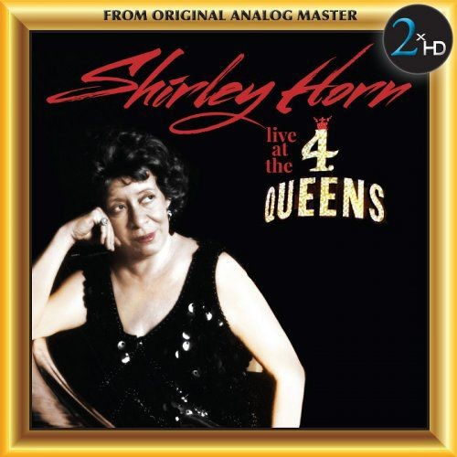 Shirley Horn - Live at the 4 Queens (2016) [DSD128] DSF + HDTracks Full Album