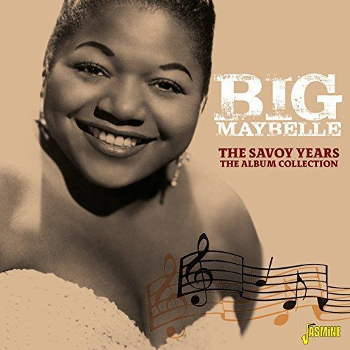 Big Maybelle - The Savoy Years: The Album Collection (2018) Full Album